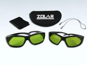 Photon soft tissue dental diode laser protective glasses