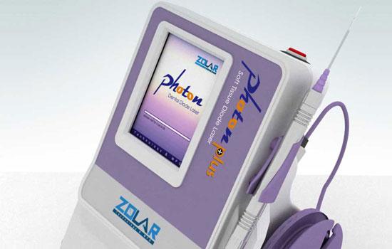 Photon Plus soft tissue dental diode laser