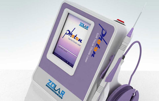 Photon soft tissue dental diode laser