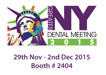 Zolar lasers at Greater New York Dental Meeting 2015